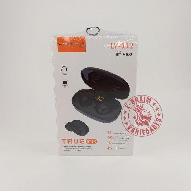 Fone de Ouvido Bluetooth H'maston Pro LY-112 - Foto 2