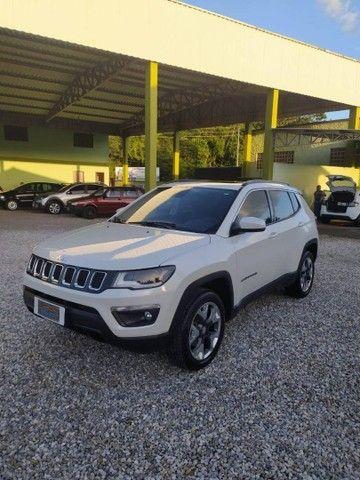 COMPASS 2019/2019 2.0 16V DIESEL LONGITUDE 4X4 AUTOMÁTICO