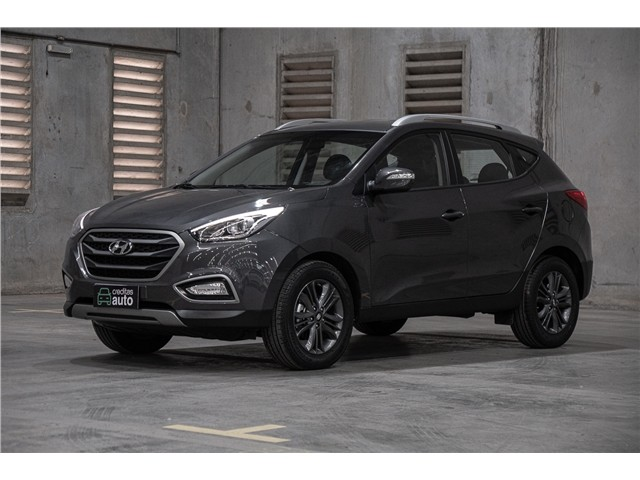 Hyundai Ix35 2021 2.0 mpfi gl 16v flex 4p automático