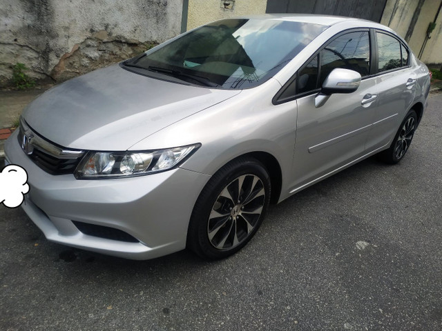 Honda Civic blindado - Foto 3
