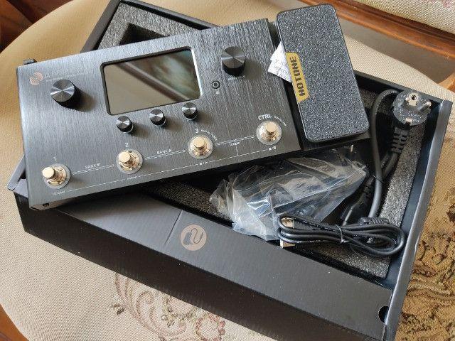 Pedaleira Hotone Ampero MP100 - na caixa!