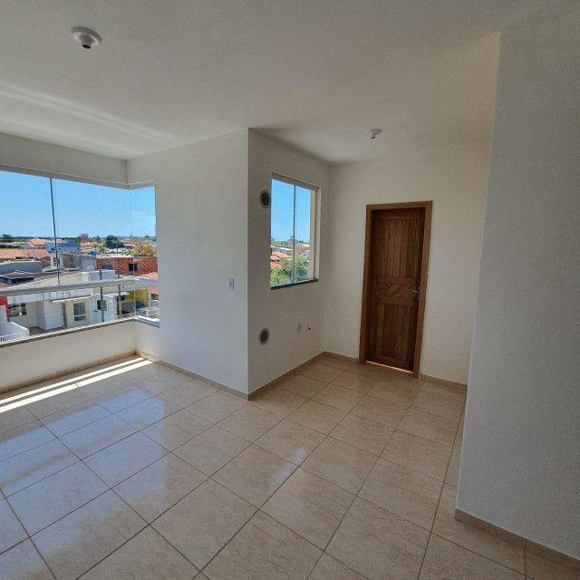Apartamento novo 2º andar 2 quartos perto da praia em Barra Velha - Foto 6