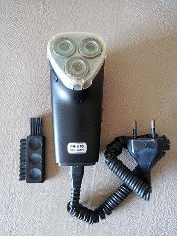 Barbeador elétrico Philipshave - Foto 2