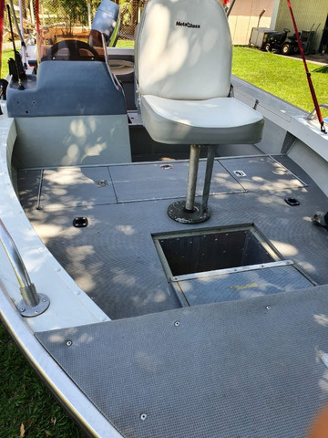 Lancha MG 190 Fishing 90hp Yamaha 2010 - Foto 20