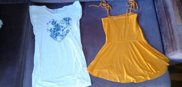 Blusas Femininas Diversos Modelos e Tamanhos - Foto 5