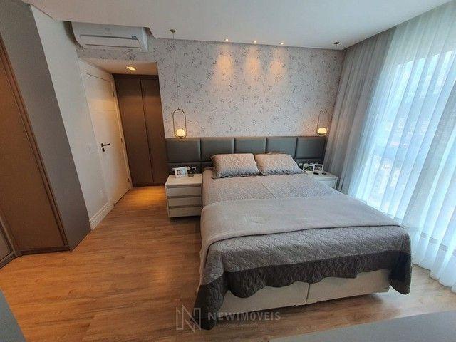 Apartamento novo 3 suítes 2 vagas em Balneário Camboriú - Foto 10