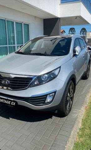Kia Motors Sportage EX 2.0 16V/ 2.0 16V Flex Aut TOP TETO