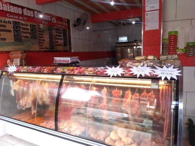 Balcão de açougue 3 metros Refrimate Novo Frete Grátis - Foto 4