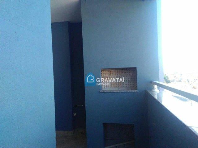 Apartamento com 2 dormitórios para alugar, 62 m² por R$ 1.120,00/mês - Monte Belo - Gravat - Foto 7