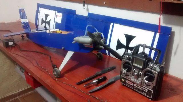 Aeromodelo Hobby 2000 - Pronto p/ voar