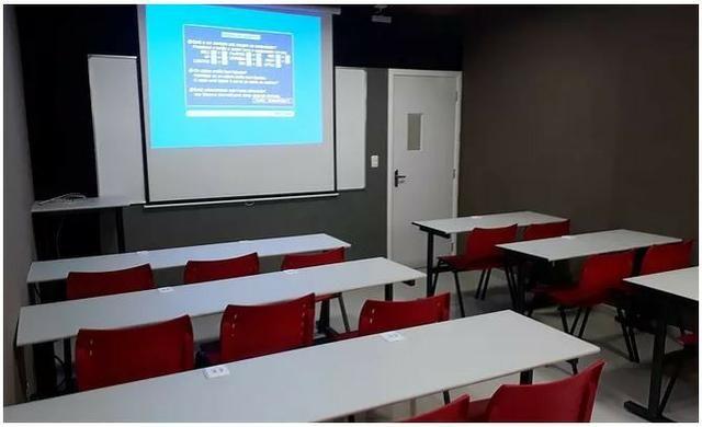 Salas para Cursos, Treinamento, Reunião -