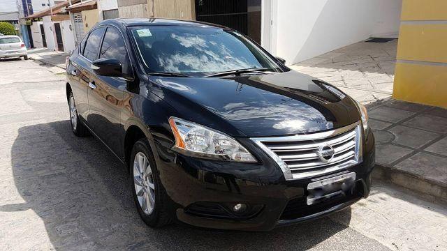 Nissan Sentra 2014 - Único dono - Bastante Conservado