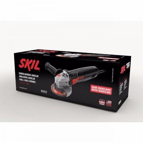 Esmerilhadeira Angular SKIL 220v - NOVA