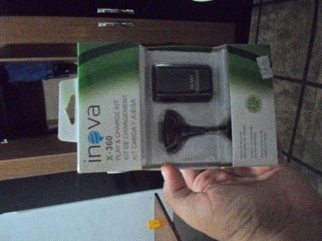 Bateria Controle Xbox 360