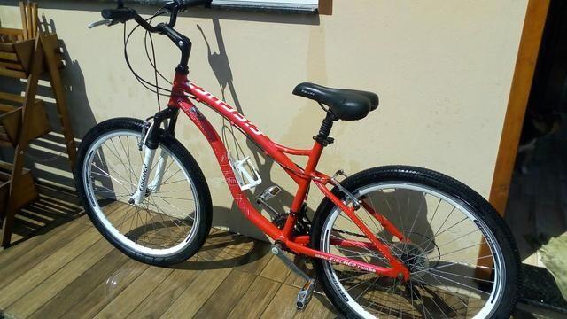 Bike Fischer Semi nova!