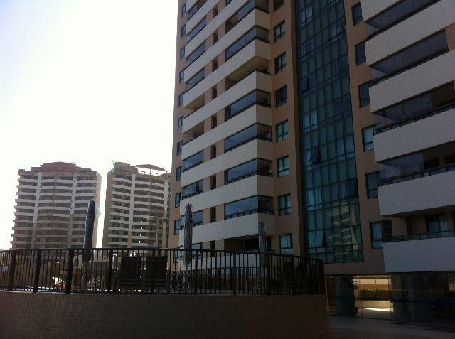 Apartamento 3/4 no Jardim Armação, cond. Serra do Mar