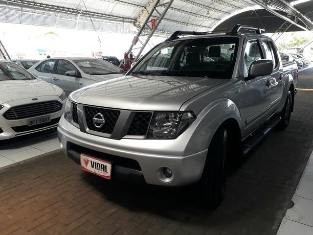 Nissan_Frontier 4x2 carro extra top falar com islam 99147.6060