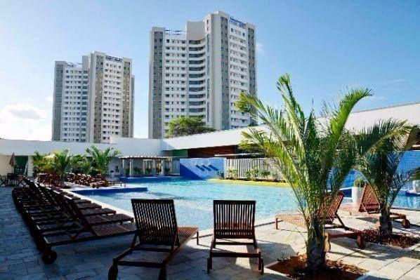 Apartamento 3/4 no Villa Park-Av. Ayrton Senna-Nova Parnamirim