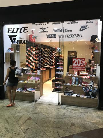 Passo loja centro de Caxias
