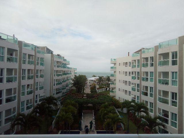 Apartamento na praia de cutuvelo