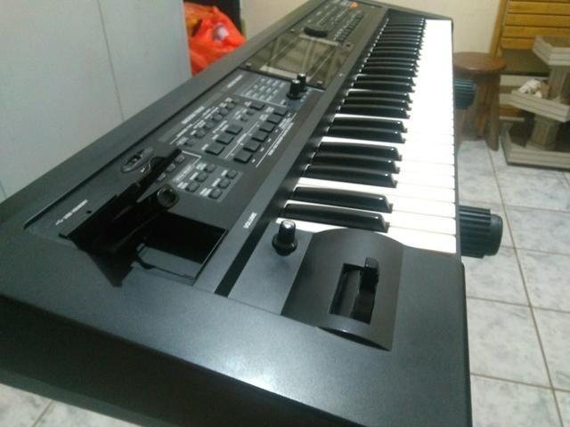 Roland GW 8 workstation ritmos brasileiros-fanton x