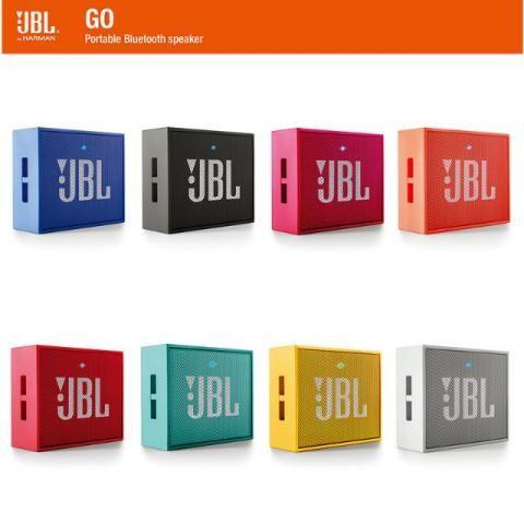 Caixa de Som Bluetooth JBL GO Promoção