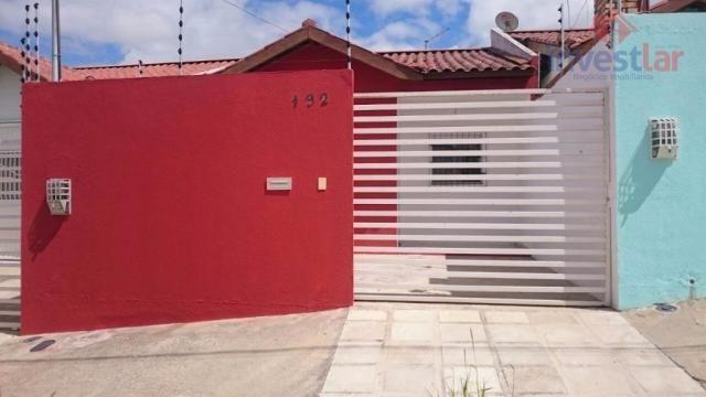 Casa residencial para locação, Serrotão, Campina Grande.