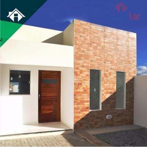 Casa residencial à venda, Três Irmãs, Campina Grande.