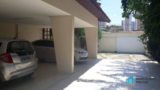 Casa com 4 dormitórios à venda, 523 m² por R$ 2.200.000,00 - Parquelândia - Fortaleza/CE - Foto 10