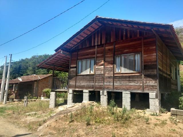 Casa - São Francisco do Sul - SC - Forte - Mobiliada - 2 quartos