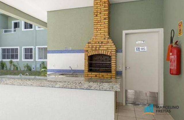 Apartamento residencial à venda, Manoel Dias Branco, Fortaleza. - Foto 7