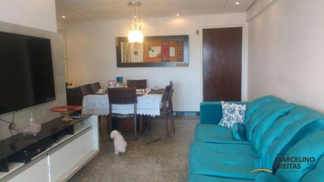 Apartamento residencial à venda, Fátima, Fortaleza - AP3406. - Foto 8