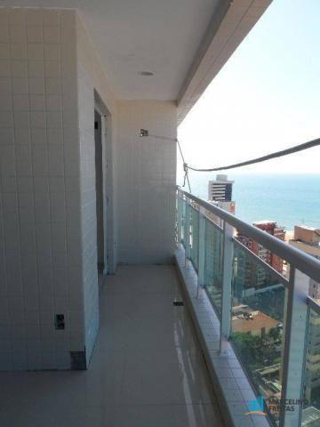 Apartamento residencial à venda, Meireles, Fortaleza - AP2772. - Foto 16