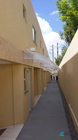 Casa com 2 dormitórios à venda, 74 m² por R$ 170.000,00 - Damas - Fortaleza/CE - Foto 2