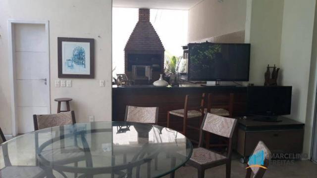 Casa com 4 dormitórios à venda, 523 m² por R$ 2.200.000,00 - Parquelândia - Fortaleza/CE - Foto 15