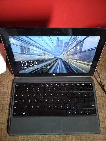 Surface Rt 64gb  Aceito trocas por tablet Android ou iPad
