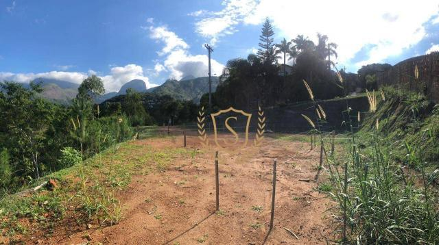 Terreno à venda, 750 m² por r$ 180.000,00 - parque do imbui - teresópolis/rj - Foto 8