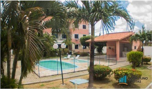 Apartamento 03 quartos, sendo 01 suíte, 02 vagas, lazer completo. Maraponga, Fortaleza. - Foto 4