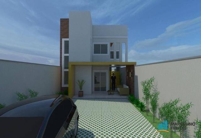 Casa residencial à venda, Amador, Eusébio.