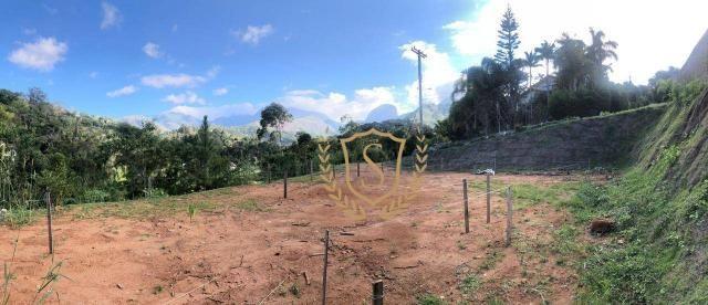 Terreno à venda, 750 m² por r$ 180.000,00 - parque do imbui - teresópolis/rj - Foto 9