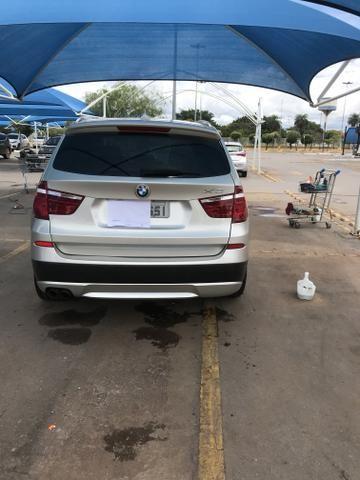 Excelente X3. Segundo Dono.2011/2012 carro foi do Corpo Diplomático - Foto 4