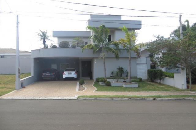 Casa de condomínio à venda com 3 dormitórios em Damha, Piracicaba cod:V137026