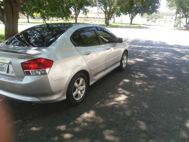 Vende-se um Honda City Automático LX 2012 - Foto 5