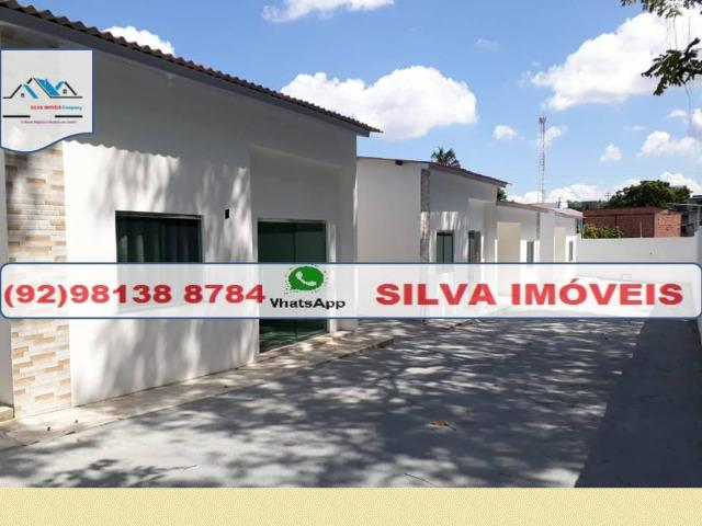 2qrts No Aleixo Cd Fechado Px A Sefaz Casa Nova Pronta Pra Morar orfft yxcfs - Foto 6