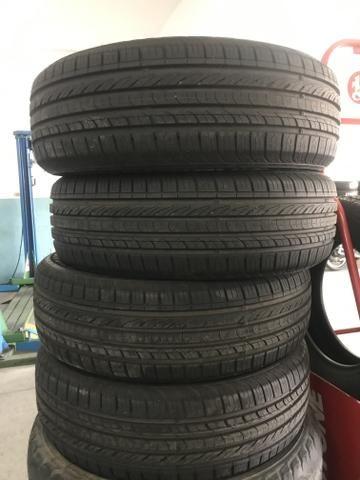 Pneus usados para Ecosport . Fiat touro e Jeep renegade. Duster. Strada e Doblo