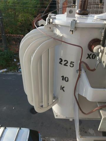 Transformador 225 KVA