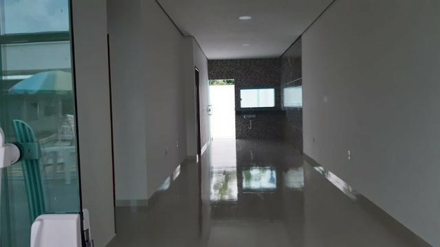 Ampla casa, fino acabamento, 3 quartos, 2 vagas, quintal. No PQ 10 a 1 min das Av Torres - Foto 7