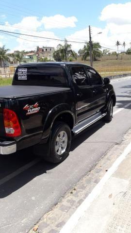 Hilux SRV 2011 4X4 Diesel AT - Foto 4