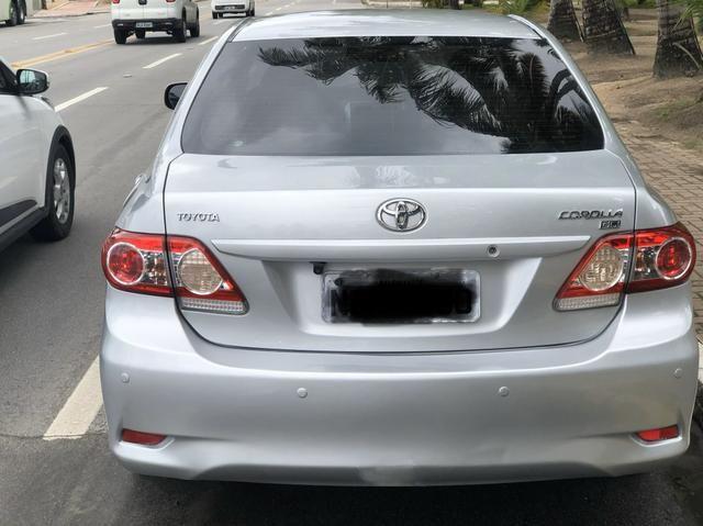Toyota Corolla GLi 1.8 2012 (Aut) - Foto 11