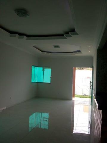 Casa 3 quartos suite no jardim colorado/ Pegamos carro na entrada - Foto 3